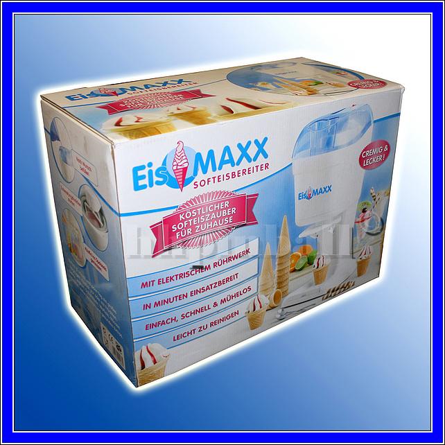 eis maxx softeismaschine eismaschine softeis b ware ebay. Black Bedroom Furniture Sets. Home Design Ideas