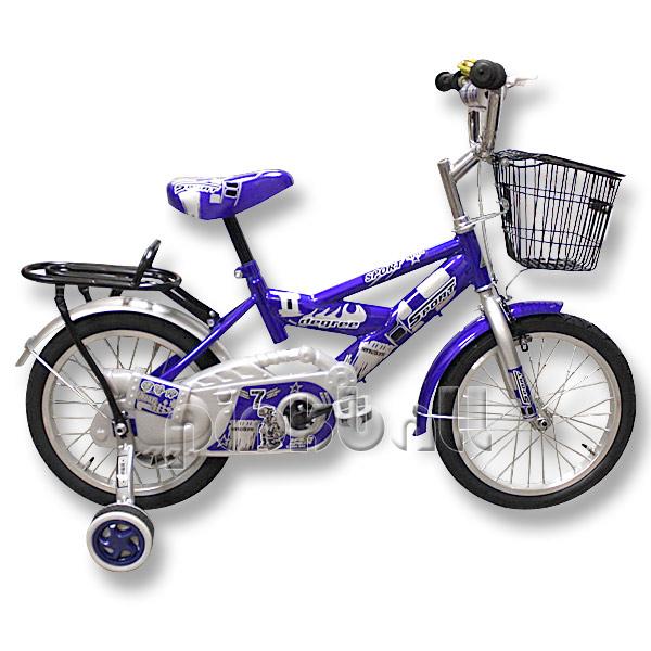16 zoll kinderfahrrad kinderrad r cktritt fahrrad st tz ebay. Black Bedroom Furniture Sets. Home Design Ideas