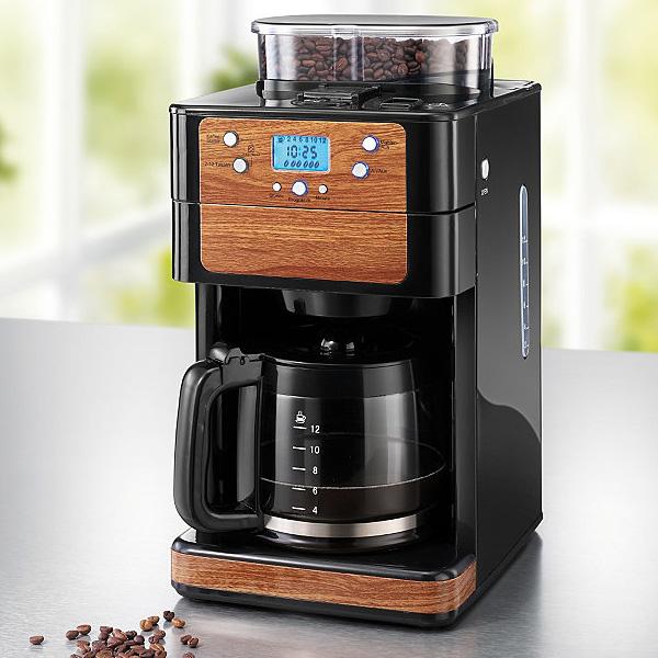 coffeemaxx premium design edition kaffeemaschine kaffeeautomat kaffeem hle ebay. Black Bedroom Furniture Sets. Home Design Ideas