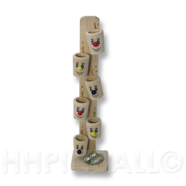 Murmelturm murmel treppe turm holz spielzeug neu ebay