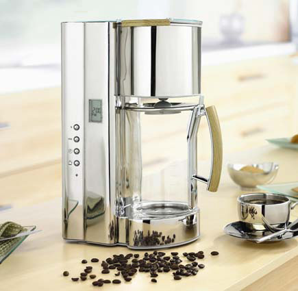 russell hobbs glass line design kaffeemaschine. Black Bedroom Furniture Sets. Home Design Ideas