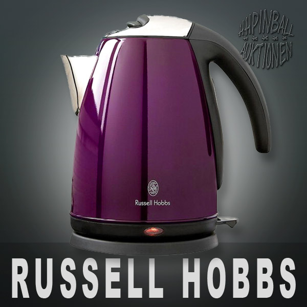 russell hobbs wasserkocher 14962 56 purple passion neu ebay. Black Bedroom Furniture Sets. Home Design Ideas